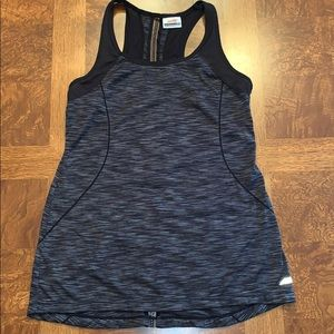 Avia Athletic top black/gray size XS